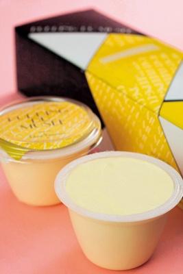 ファンが多いメープル豆乳プリン「ミュゼプリン」