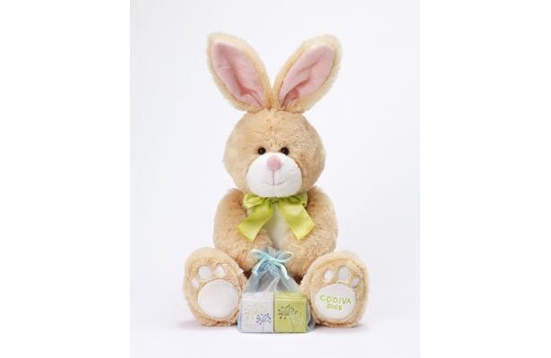 ウサギがチョコを抱えた「ヴェールクレール バニー」(3780円)