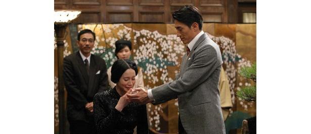 NHKスペシャルドラマでは、次郎を伊勢谷裕介、正子を中谷美紀が演じる