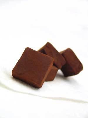 レアチョコレート