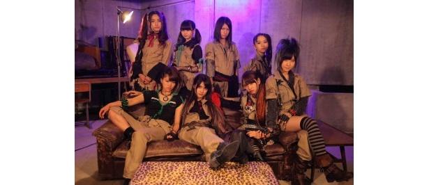 「マジすか学園3」は毎週金曜、テレビ東京系で放送中