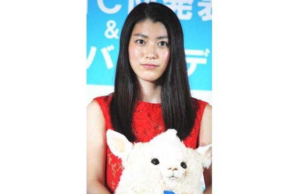 20歳の誕生日を迎える成海璃子さん