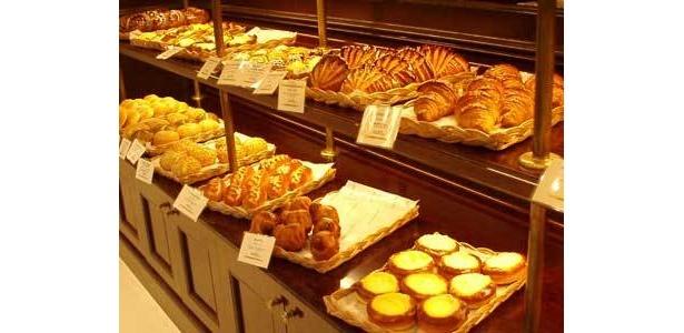 本場パリの味が体験できる