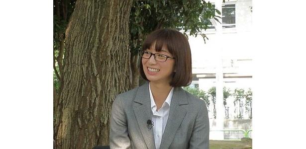 新企画「生活調査課」で浜田雅功と木村祐一のアシスタントを務めた芹那