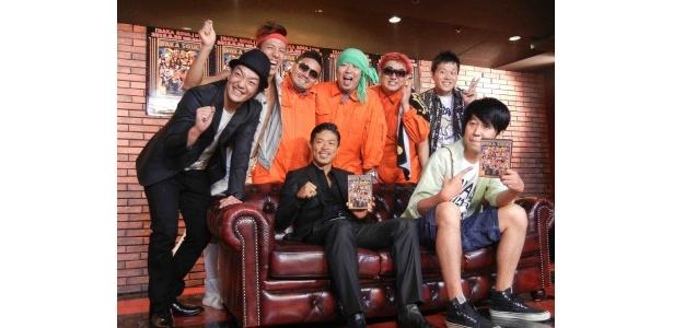 【写真】「バカソウル」のDVDは、9月26日(水)に発売