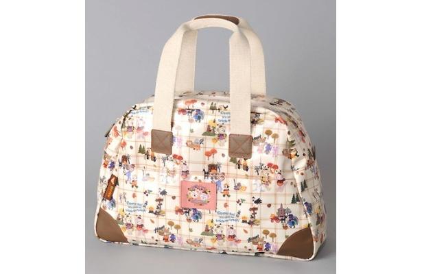 オリジナルイラストがデザインされたバッグ(4500円)