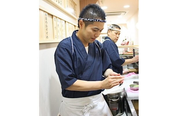 イケメン店長の伊藤さん