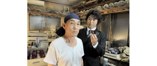 警視庁の幹部が絡んだ事件もお構いなしに糸村(上川隆也)は独自の捜査を敢行!