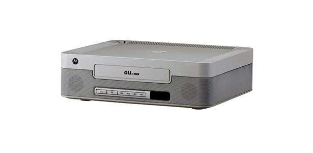 PCなくてもインターネット環境になくても使える「au BOX」