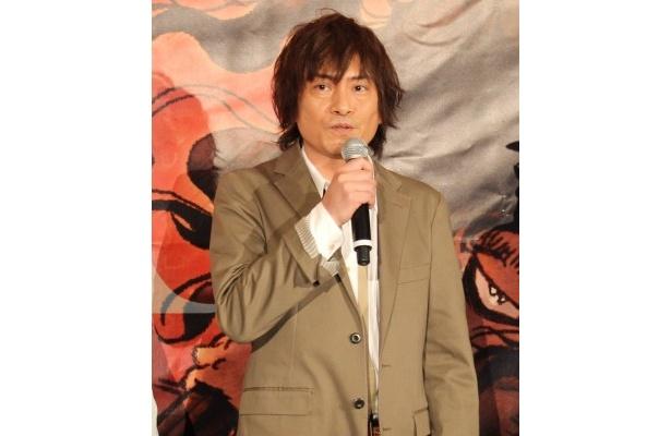 「雅子さんと一緒の現場にいられて幸せ」と語った平田広明
