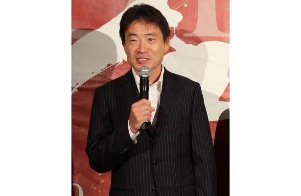 「考え、悩み、突き詰めていくテーマが込められている」とコメントした島田敏