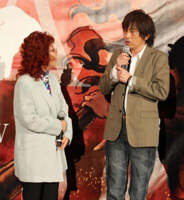平田広明はベテラン声優の野沢雅子との共演に「幸せです」と告白 平田広明はベテラン声優の野沢雅子と