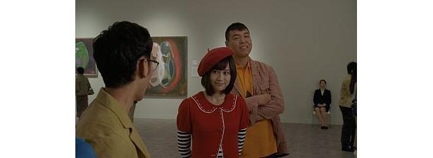 あっちゃん演じるジャイ子!「プリウスよ」と笑顔で答えるあっちゃん