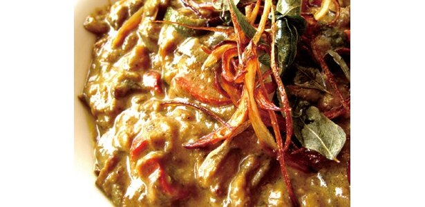 スリランカカレーは魚とココナッツミルクがポイント
