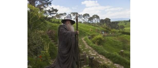 【写真を見る】『ロード・オブ・ザ・リング』シリーズに続き、ガンダルフを演じるのはイアン・マッケラン