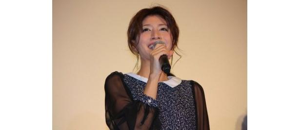 女版・青島と言われた篠原夏美巡査部長役の内田有紀