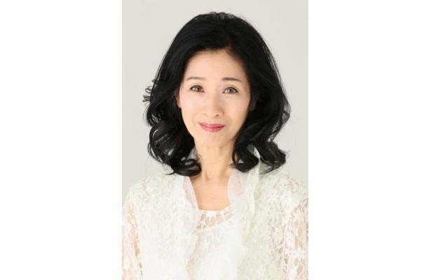 アレチの妻・セイカを演じる松原智恵子