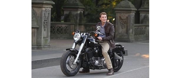 クリス・エヴァンスも『Captain America: The Winter Soldier』(全米2014年4月4日、日本2014年内公開予定)を控えている