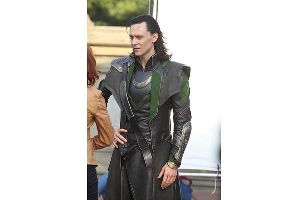 ロキを演じたトム・ヒドルストンも『Thor: The Dark World』(全米2013年11月8日、日本2013年内公開予定)が控えている