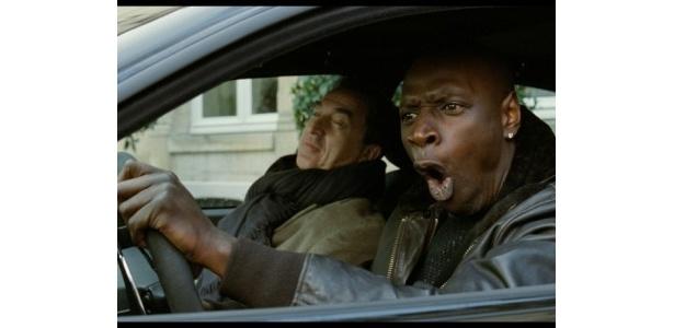 【写真を見る】ドリスを演じるのはフランスの人気コメディ俳優オマール・シー