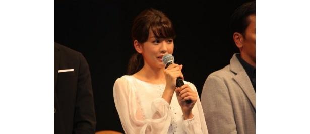 失踪した日向キラリ役の桐谷美玲