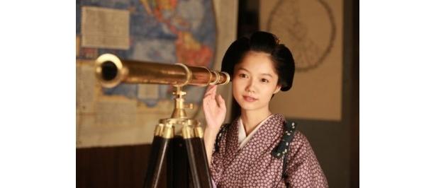【写真を見る】『天地明察』で妻としての内助の功を体現した宮崎あおい