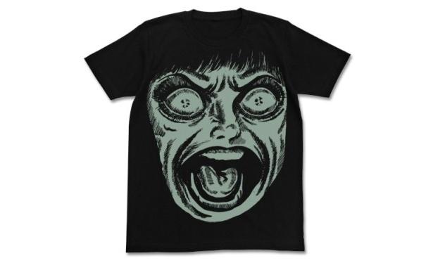 「漂流教室フェイスTシャツ」(各3045円/全2種)