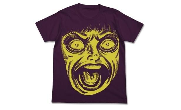 「漂流教室フェイスTシャツ」