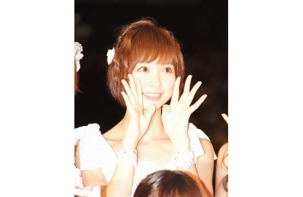 昨年の優勝者・篠田麻里子に次ぐ栄冠を勝ち取るのは、誰?