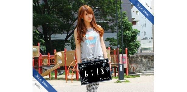【写真を見る】名古屋美人のまいへーさん他、全国の美人画像はコチラから!!