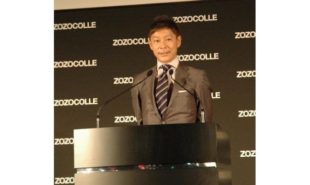 【写真を見る】地元千葉にも密着。マリンスタジアム基金に個人で1億円の寄付をしたという松澤社長