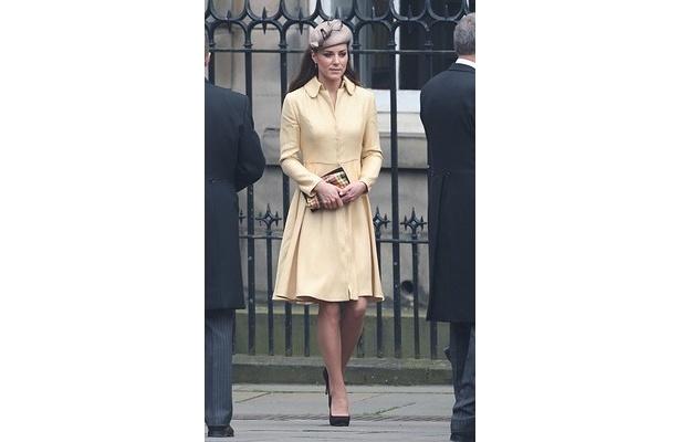 【写真を見る】トップレス写真がフランスのタブロイド誌に掲載されたキャサリン妃