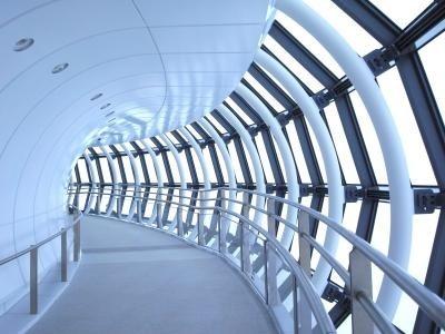 東京スカイツリー昼の天望回廊