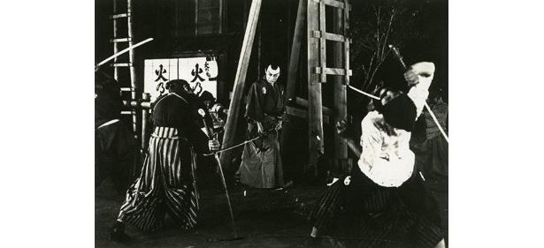 プリントの一部が発見された「一殺多生剣」は、復元で上映が可能になった本編の一部(30分)を上映