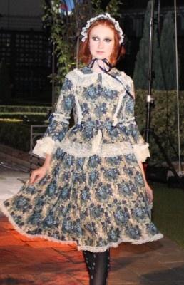 """【写真を見る】その他の激かわ""""ゴスロリ""""ファッションはコチラから!"""