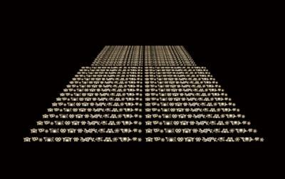 【写真を見る】ハナミ坂とソラミ坂では幻想的な「光階段」が実施される