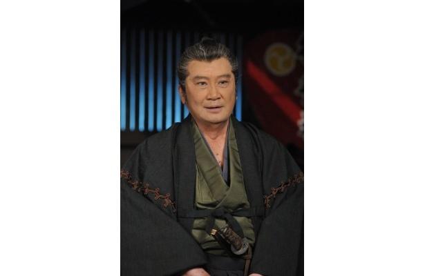 """俳優人生57年にして初の""""悪役""""に挑む里見浩太朗"""