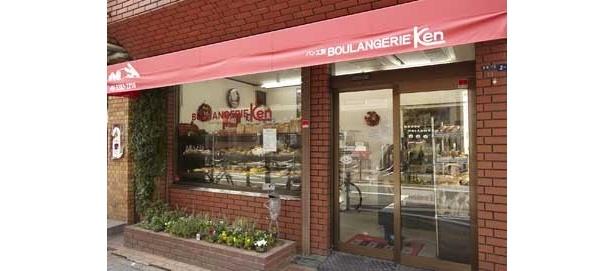 惣菜パンから菓子パンまで並ぶ、商店街の中の人気店(パン工房 BOULANGERIE Ken)