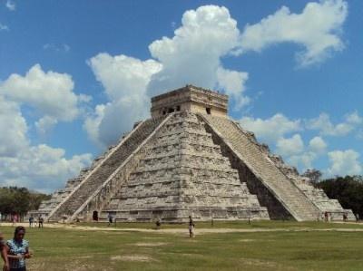 登録数6位のメキシコ。写真は古代都市チチェン・イッツァ