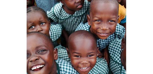 (C)UNICEF/Liberia2007/Archie Pah