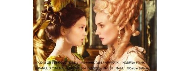 王妃という決して手の届かない相手に恋をした少女の運命を描く