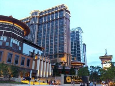 アジアの3位!マカオの複合リゾート・カジノ施設「金沙城中心」にオープンした600室の大型ホテル