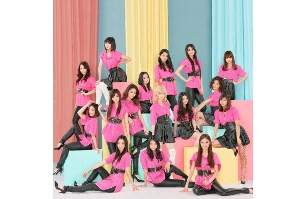 E-Girlsが歌う「THE NEVER ENDING STORY」は、2013年2月20日(水)にCD発売予定