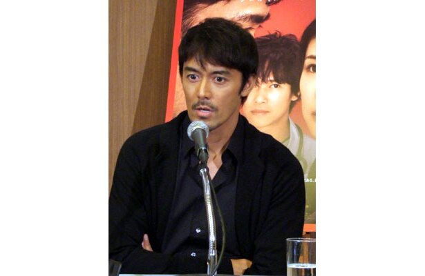 阿部寛は岐阜ロケの撮影合間に『おくりびと』を観たのだとか