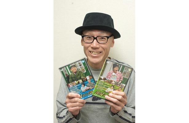 3/5に「探偵!ナイトスクープ」のDVD第9&10弾を発売する桂 小枝