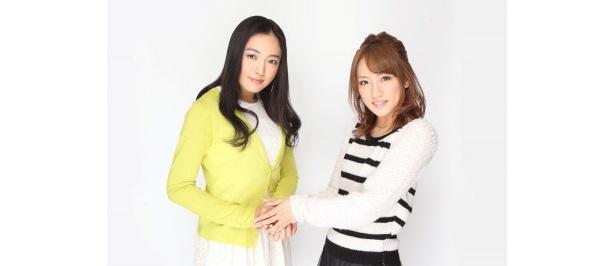 ソロデビュー曲が仲間由紀恵(写真左)主演ドラマのオープニングに決定したAKB48・高橋みなみ(写真右)