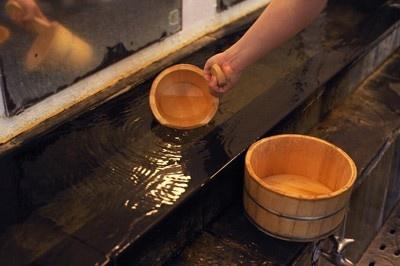 「塔ノ沢 一の湯本館」柔らかな湯が心地よい