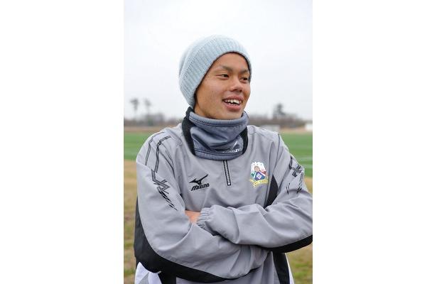 栃木SC戦、ヴァンフォーレ甲府でも活躍し、チームでの存在感は高まるばかりだ
