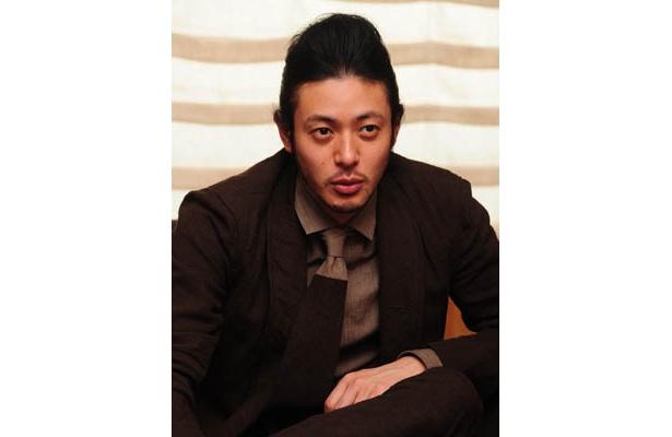 主人公キリン役のオダギリジョー