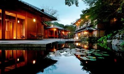 京都の「星のや」